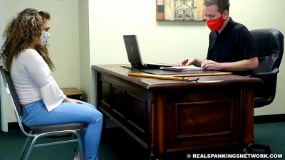 Spanked At School, Spanked At Home (part 1 Of 2)