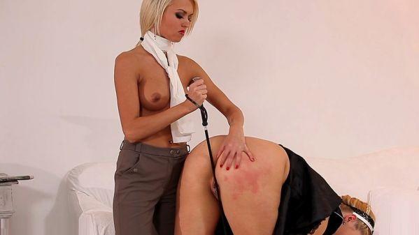 Serving Her Sweaty Feet