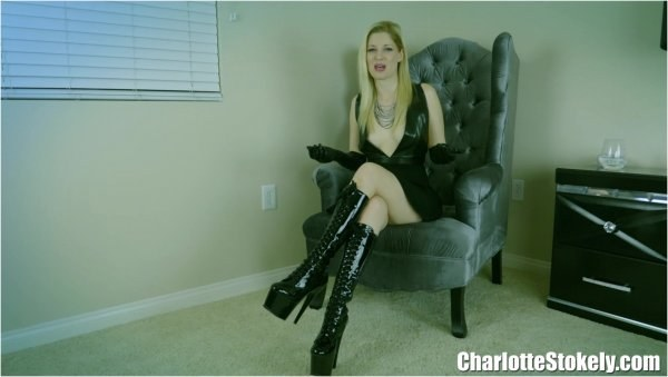 Charlotte Stokely - A Huge Humiliation Opportunity
