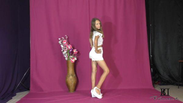 Brima Monica White Shorts video