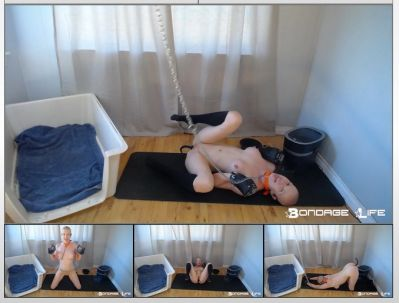 Bondage Life – Puppy Dispenser Rachel Greyhound