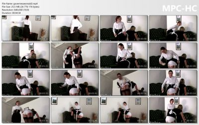 TheLazyMaid - The Governesses Maid Part 2