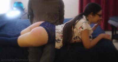 SpankingGlamor – SPG Camila Cano 2