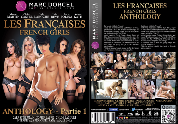 Les Francaises Anthology 720