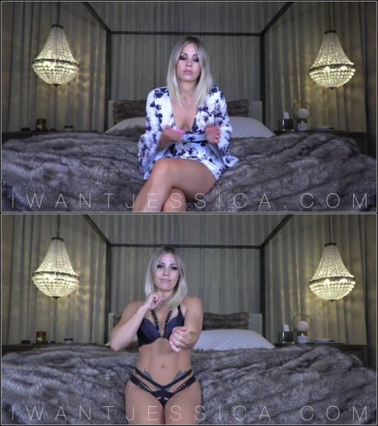 Goddess Jessica - Femdom -  Experimenting with Chastity in the Bedroom (FullHD 1080p) [2020]