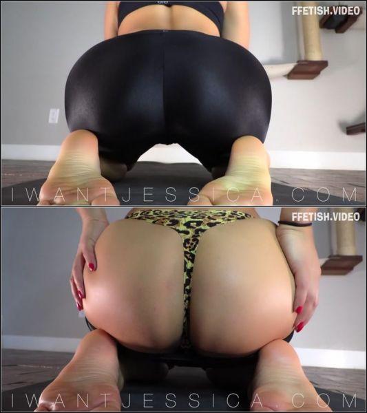 Goddess Jessica - Femdom - Yoga Addict Part II (FullHD 1080p) [2020]
