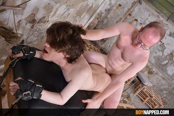 BN - Sean Taylor & Jake Hunter - Using The Hung Boy's Holes - Part 2