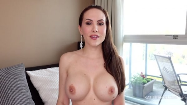 Katie Banks - MASTURBATE FOR ME