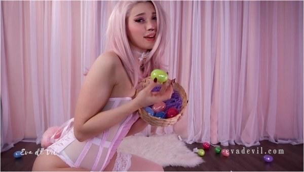 Eva De Vil - Bunnys Orders - JOI Game - Brainwash