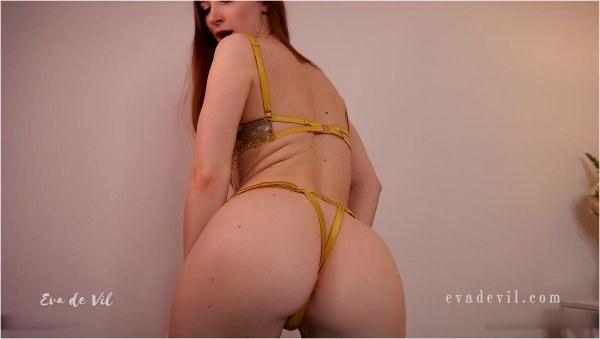 Eva de Vil - New Year Ruined Orgasm - Brainwash