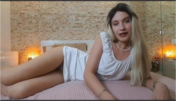 Goddess Natalie - Ruined orgasm CEI (ruin eat repeat) - Cei