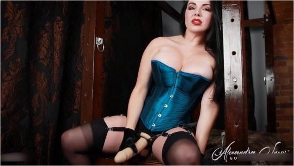 Goddess Alexandra Snow - Tasty Treat - Cei