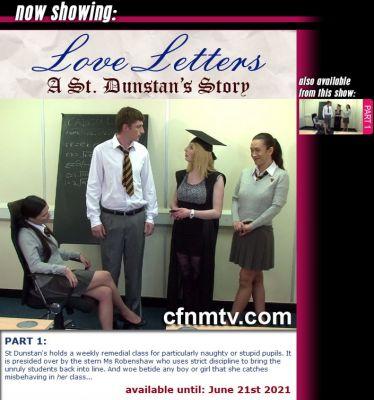 Love Letters A St.Dunstan's Story Part 1
