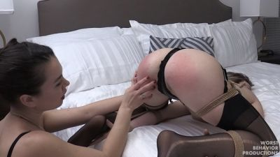 Worstbehaviorproductions – Sage Tied and Spanked – Part 2