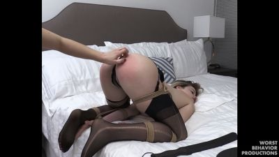 Worstbehaviorproductions - Sage Tied and Spanked - Part 2