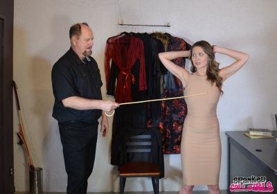SpankedCallGirls – Chrissy Marie Punished By Boss Day 3