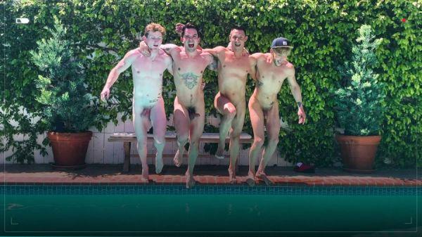 NextDoorHomeMade - Dakota Payne, Jax Thirio, Max Lorde, Devyn Pauly - Poolside 4-Way