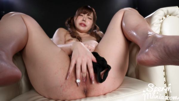 Misa - Misa Collects Lots of Cum for An Extra Sloppy Handjob (21.05.2021) [FullHD 1080p] (Asian)