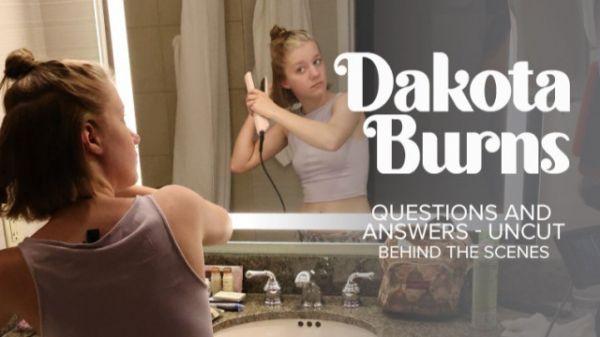 Bukkake - Questions & Answers (21.05.2021) with Dakota Burns (UltraHD/4K/2160p) [2021]