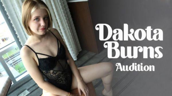 Bukkake - Audition (21.05.2021) with Dakota Burns (UltraHD/4K/2160p) [2021]