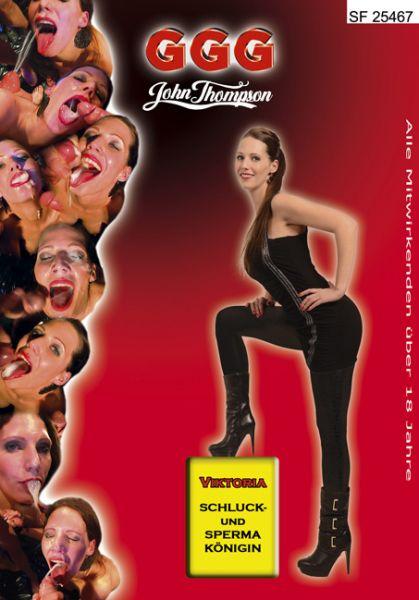 Viktoria  - GGG - Viktoria - Schluck Und Sperma Konigin [SD 396p] (GermanGooGirls)