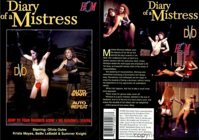 Diary Of A Mistress 1995