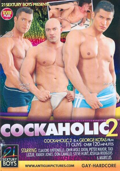 21 Sextury Boys - Cockaholic #2