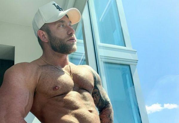 OF - Jake Daniel - ALPHA Flex and Hard Rock Cum