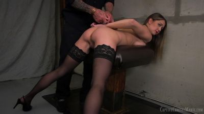 CaptiveChrissyMarie – Secretary Slave For A Day