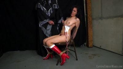 Captive Chrissy Marie – Wonderstar Stretched & Interrogated
