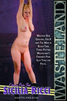 Extreme Pain Slut – Sicilia Ricci (2020)