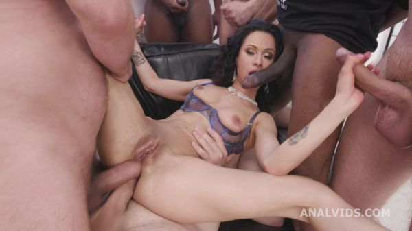 Stacy Bloom - LegalP0rno - 7on1 Double Anal Gangbang Stacy Bloom, ATM, Balls Deep Anal, DAP, Gapes, Creampie Swallow GIO1856 (HD 720p) [2021]