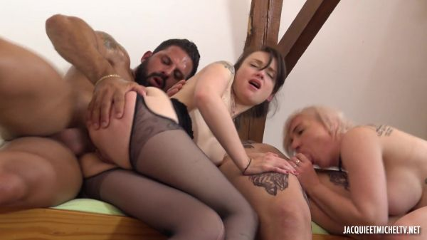 French Porn - Louane and Alice, a rolling orgy (29.05.2021) with Louane, Alice (FullHD/1080p) [2021]