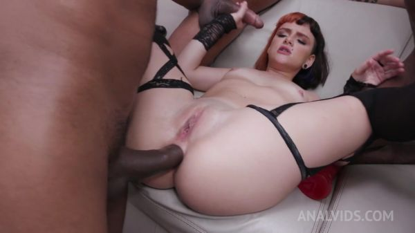 Candy Crush - LegalP0rno - Teen slut Candy Crush double anal fucked by 3 BBC YE099 (HD 720p) [2021]