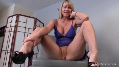 Clubstiletto – 24/7 Pussy and Ass slave