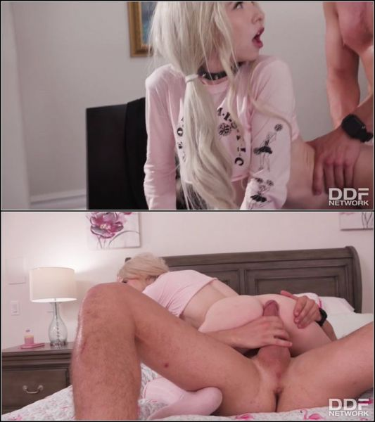 Extreme Anal Lesson With Her Neighbour  with Kenzie Reeves  (HD/720p) [2021]