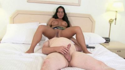 You'll live in chastity stepbro, be My cushion, and eat my BF's cum from My As