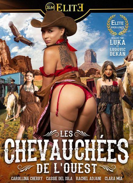Les Chevauchees De L'Ouest / The Rides Of The West (2021)