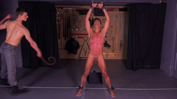 DreamBoyBondage - Matie - The Whipping Boy - Part 8 - Lashed