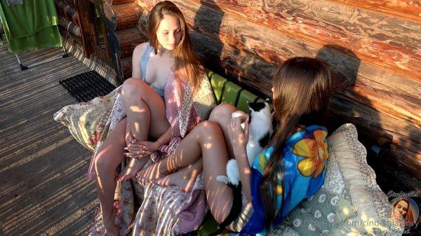CinderellaStory Juliet-Summer Beautiful Sunrise 1 - 2 set and video