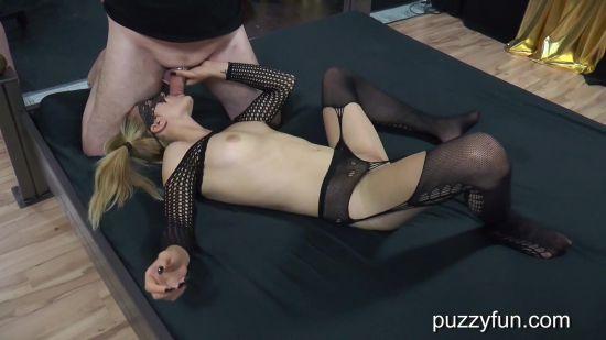 Jessika Romain  - Puzzyfun - Yes, Jessika is so horny to get fucked again (08.06.2021) (FullHD 1080p) [2021]