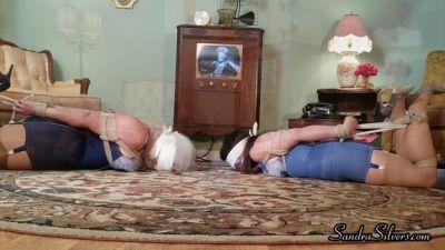 Vintage Girdle Bound MILF Housewives in Bondage
