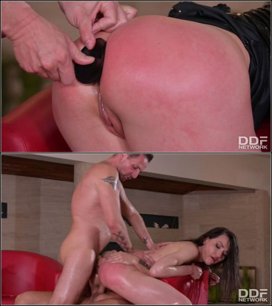 Nataly Gold  - BDSM DP Punishment By Two Masters  (HD 720p) [2021]