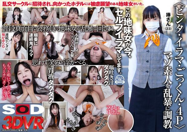 3DSVR-0954 A - VR Japanese Porn