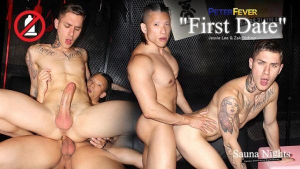 PF - Sauna Nights 1 - First Date - Jessie & Zak
