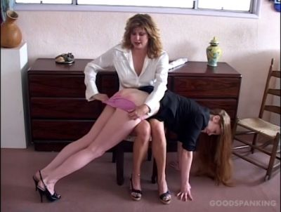 GoodSpanking – The Darby, Tory & Chelsea Stories – Product Tested, Bottom Approved
