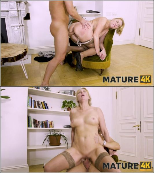 Mature - Mature lady knows how to ace a job interview  with Marta (FullHD/1080p) [2021]