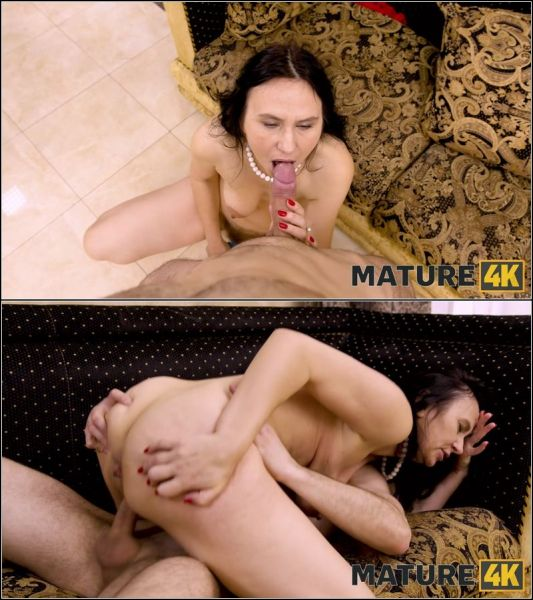 Mature - Me, my stepmom, and our dirty little secret  with Angela MILF (FullHD/1080p) [2021]