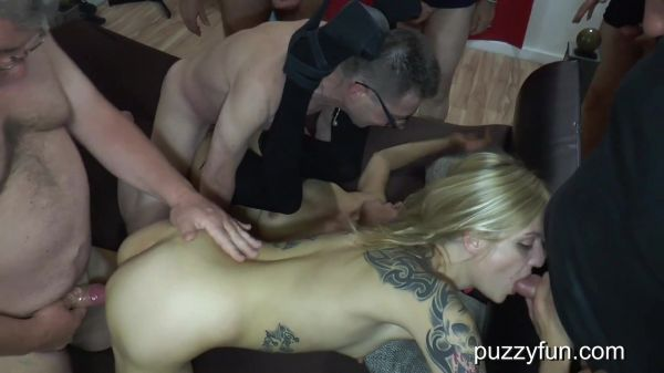 Bonnie Ryder, Kitty Blair  - Puzzyfun - Double Insemination Party with Kitty and Bonni (11.06.2021) (FullHD 1080p) [2021]