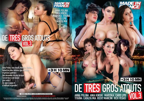 De Tres Gros Atouts 3 / They Have Very Big Assets 3 (2021)